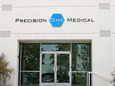 Precision One Medical Building